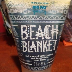 Beach blanket yummy hand creme